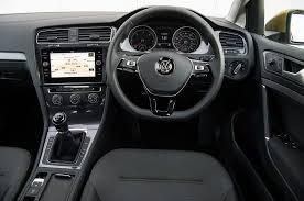 volkswagen inside volkswagen golf 2012 2017 interior autocar