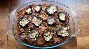 cuisiner aubergine gratin d aubergines à l agneau arabie saoudite la tendresse en