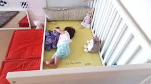 chambre bébé montessori chambre montessori bébé 8 mois famille et bébé