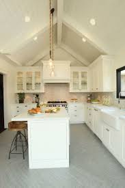 cathedral ceiling kitchen lighting ideas kitchen room ebcfcdbeeef molding ideas wall cabinets corirae