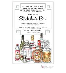 stock the bar shower stock the bar shower party invitations new selections 2018