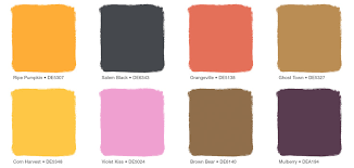 Luxury Color Palette Fall Décor Trends The Naptime Reviewer