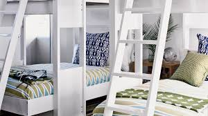 Special Bunk Beds 20 Beachy Bunk Rooms Coastal Living