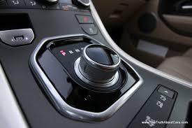 Evoque Interior Photos 2013 Land Rover Range Rover Evoque Interior Shifter Picture