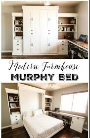 Murphy Bed Guest Room 15 Diy Murphy Beds To Save Space In A Small Room U2013 Home And