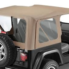 jeep soft top open pavement ends replay fabric only soft top