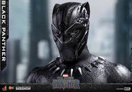 Black Panther Marvel | marvel black panther sixth scale figure by hot toys sideshow