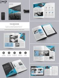 technical brochure template the brochure indd print template graphic design editorial