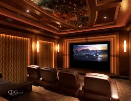 Home Theatre Right In Your Renovated Home - Home cinema design