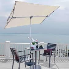 Large Tilting Patio Umbrella by Outdoor Tilting Garden Umbrellas Square Patio Umbrella Canada
