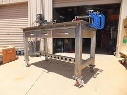 Welding Table Plans by The 25 Best Welding Table Ideas On Pinterest Welding Bench