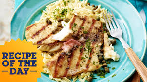 Food Network The Kitchen Recipe Recipe Of The Day Bobby Flay U0027s 5 Star Grilled Tilapia Food