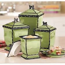 green kitchen canisters canister sets storage canisters for the kitchen canister and