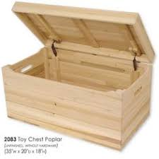 Wooden Toy Box Instructions by Large Wood Toy Chest Toy Chest In A Gorgeous Natural Wood