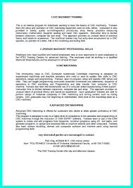 Up Resume Writing Your Qualifications In Cnc Machinist Resume A Must