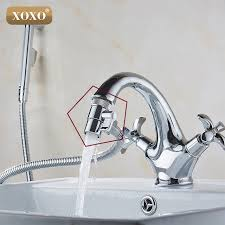 xoxo diverter for kitchen or bathroom sink faucet replacement part