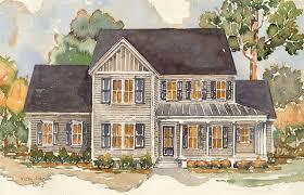 aiken ridge moser design group southern living house plans my