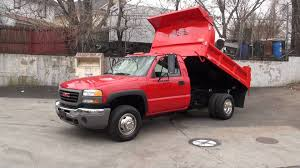 2007 gmc sierra c3500 dump truck youtube