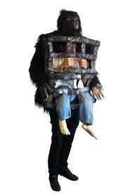 gorilla halloween mask 50 best travestimenti di halloween per uomo images on pinterest