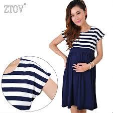 maternity nursing aliexpress buy ztov new women dresses maternity nursing