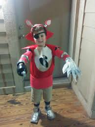 foxy costume five nights at freddy s foxy costume aah it s no masks