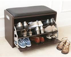 shoe store bench seat shoe storage bench with seat casanovainterior