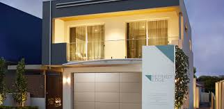 narrow lot homes perth the entertainer by refined edge homes