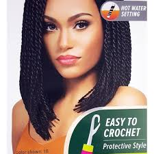 soul line pretwisted hair outre x pression braid senegalese twist small 10 twisted