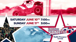 what time does the monster truck show start monster truck show springfield illinois monster truck nationals