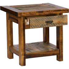 28 how to make rustic end tables ana white rustic x end