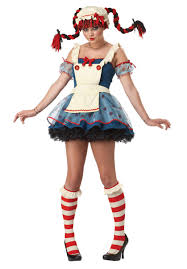 tween halloween costumes vintage rag doll teen halloween costume escapade uk
