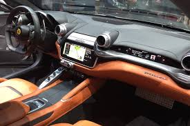 ferrari custom interior it u0027s an ff jim but not as we know it 2016 ferrari gtc4 lusso