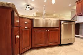 Kitchen Island Panels Affordable Custom Cabinets Showroom