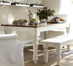 Best Kitchen Table Ideas Images On Pinterest Kitchen Tables - Bench tables for kitchen