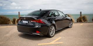 lexus sport sedan 2017 2017 lexus is300h sport luxury review caradvice