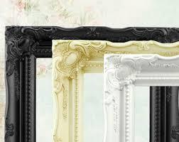 baroque frame etsy