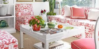 Feminine Living Room Feminine Palm Beach Apartment Feminine Decorating Ideas