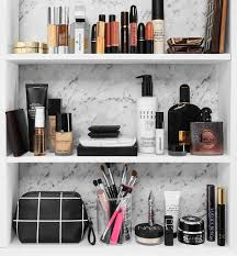 hair and makeup storage 100 best makeup corners images on bedroom ideas