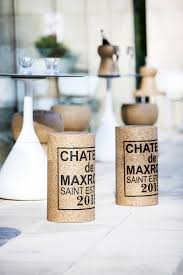 giant bordeaux wine cork stool also for outside use