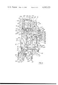 patent us4192123 agricultural mower google patents