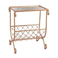 buy mirrored accent table from bed bath u0026 beyond