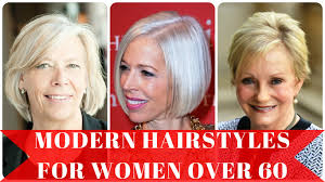 hairstyles for ova 60s modern hairstyles for women over 60 youtube