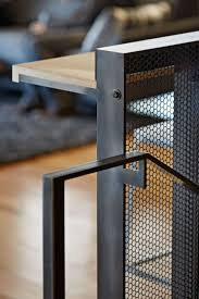 Banister Rails Metal Best 25 Metal Handrails Ideas On Pinterest Stair Railing Design