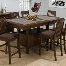 dining table with hidden chairs design dining tables with storage benches for chairs base with