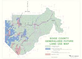 idaho zone map boise county idaho