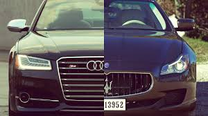 maserati custom maserati quattroporte vs the audi s8 maserati of albany