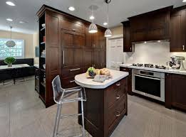 Small Kitchen With Island Design Ideas Kitchen Design Wood Cherry Kitchen Island Small Design Ideas