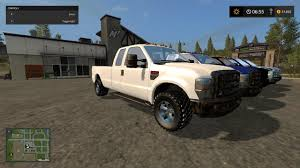 Old Ford Truck Games - ford pickups converted v1 0 fs17 farming simulator 17 mod fs