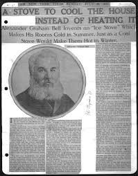 graham bell family papers at the library of congress