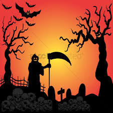 halloween images background halloween background vector image 1466520 stockunlimited